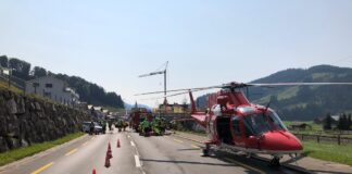 Rothenthurm Unfall