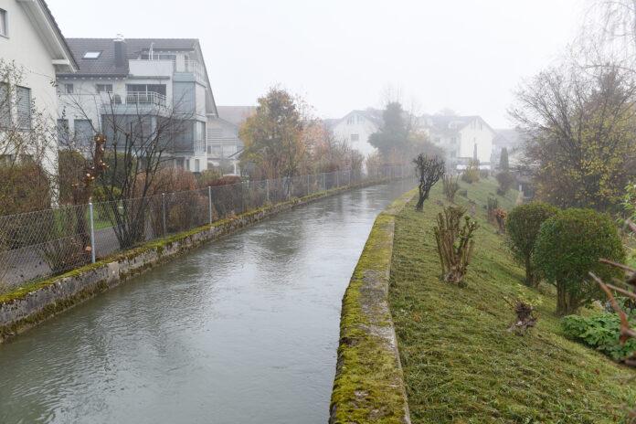 Mühlebach, Wangen