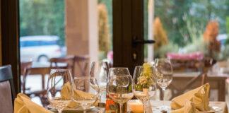 Tisch, Restaurant
